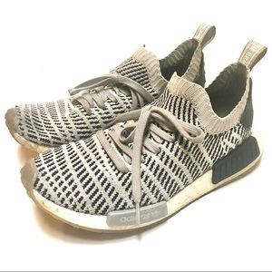 Adidas NMD R1 PrimeKnit Boost sneakers size 9.5